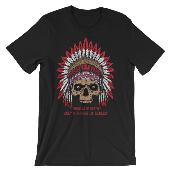 women's skull t shirts USA - Tzeez